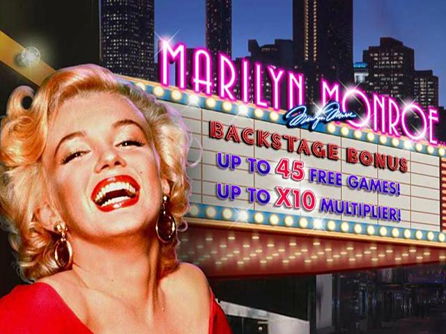 Слот машина Мерилин Монро – онлайн на Вулкан Платинум